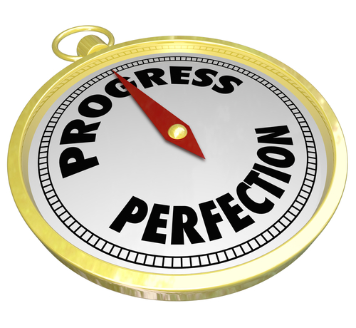 Is perfection paralysing your business's growth? [Audio Biz Tip]