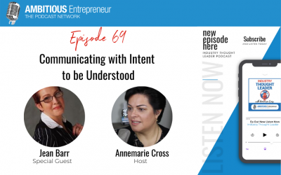 69: Communicating with Intent to be Understood