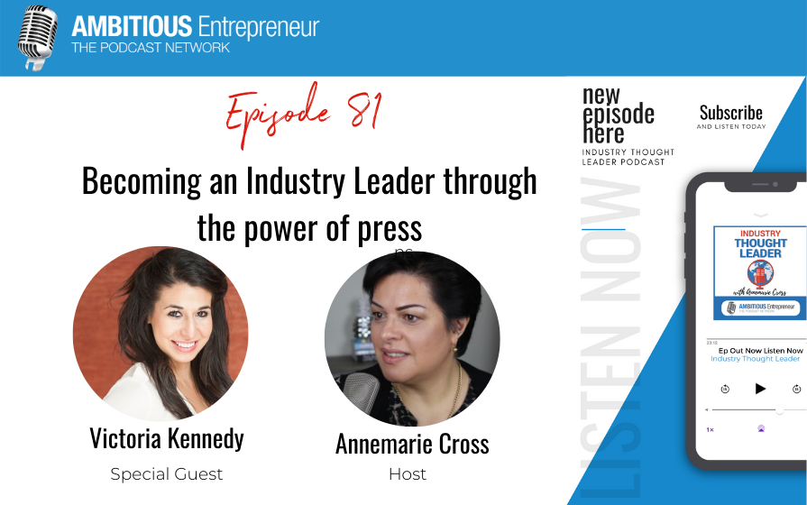 81: Becoming an Industry Leader through the power of press