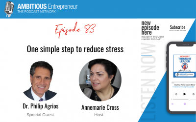 83: One simple step to reduce stress